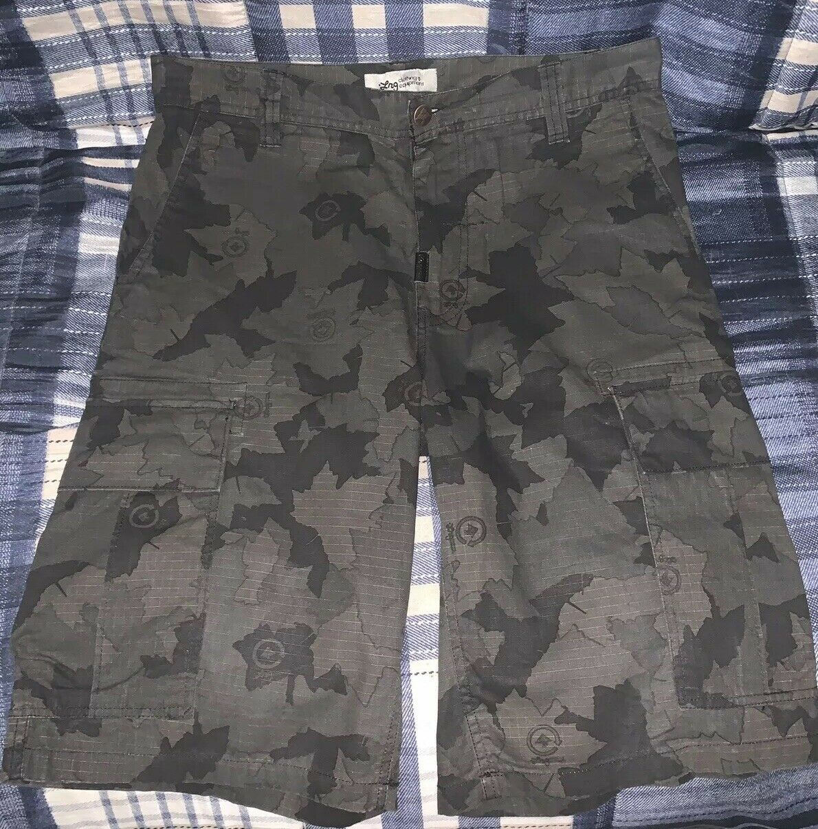 Lifted research group LRG mens Shorts 32w NWOT NOS RARE