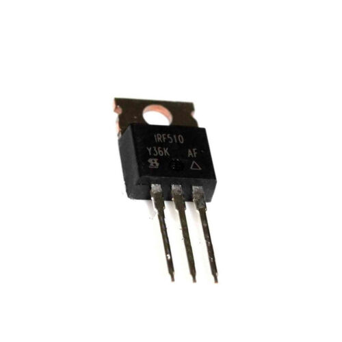 20Pcs IRF510NPBF IRF510N IRF510 Power MOSFET N-Channel 100V 5.6A