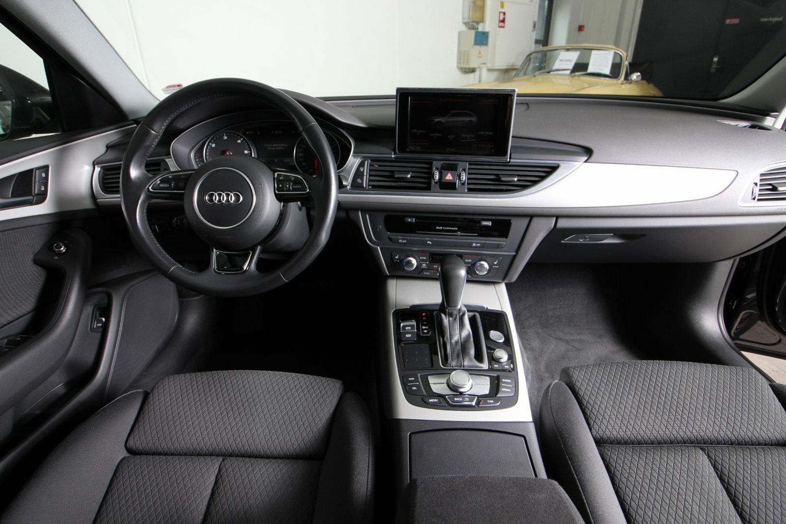 Audi A6 TDi 218 Avant S-tr. Van