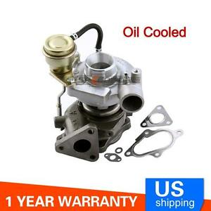 Details about for Mitsubishi Pajero 4M40 2 8L TD04-12T TF035 Oil Cooled  Turbo Turbocharger