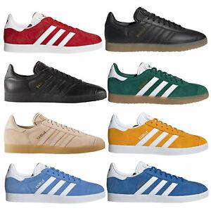 Adidas-Originals-Gazelle-Sneaker-da-Uomo-Scarpe-da-Ginnastica-Scarpe