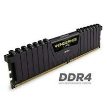 Corsair 16GB (2 x 8GB) DDR4 2400 (PC4 19200) Memory (CMK16GX4M2A2400C16)