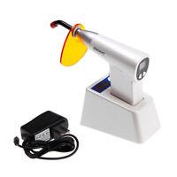 Dental Curing Light Led Cordless Gun Light + Meter 2000mw
