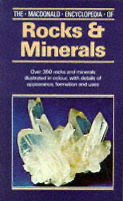 Mac Ency Rocks & Minerals (Macdonald encyclopedias), Various, x, Very Good Book