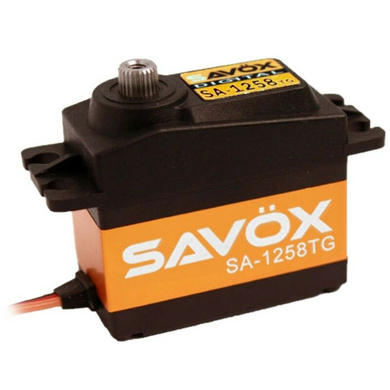 Savox Sa-1258tg Dimensioni Standard senza Parte Centrale Servo Digitale .08 166