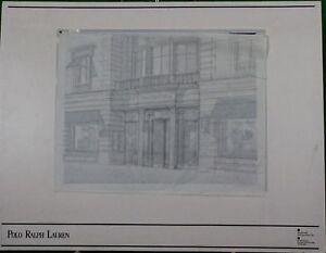 Ralph Lauren Chicago Details Architectural About Original Leff Rendering Polo Naomi NwPZ8kn0XO