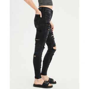 2787d9d4b7f82 American Eagle Outfitters AE Ne(x)t Level Super High Waisted Jegging ...