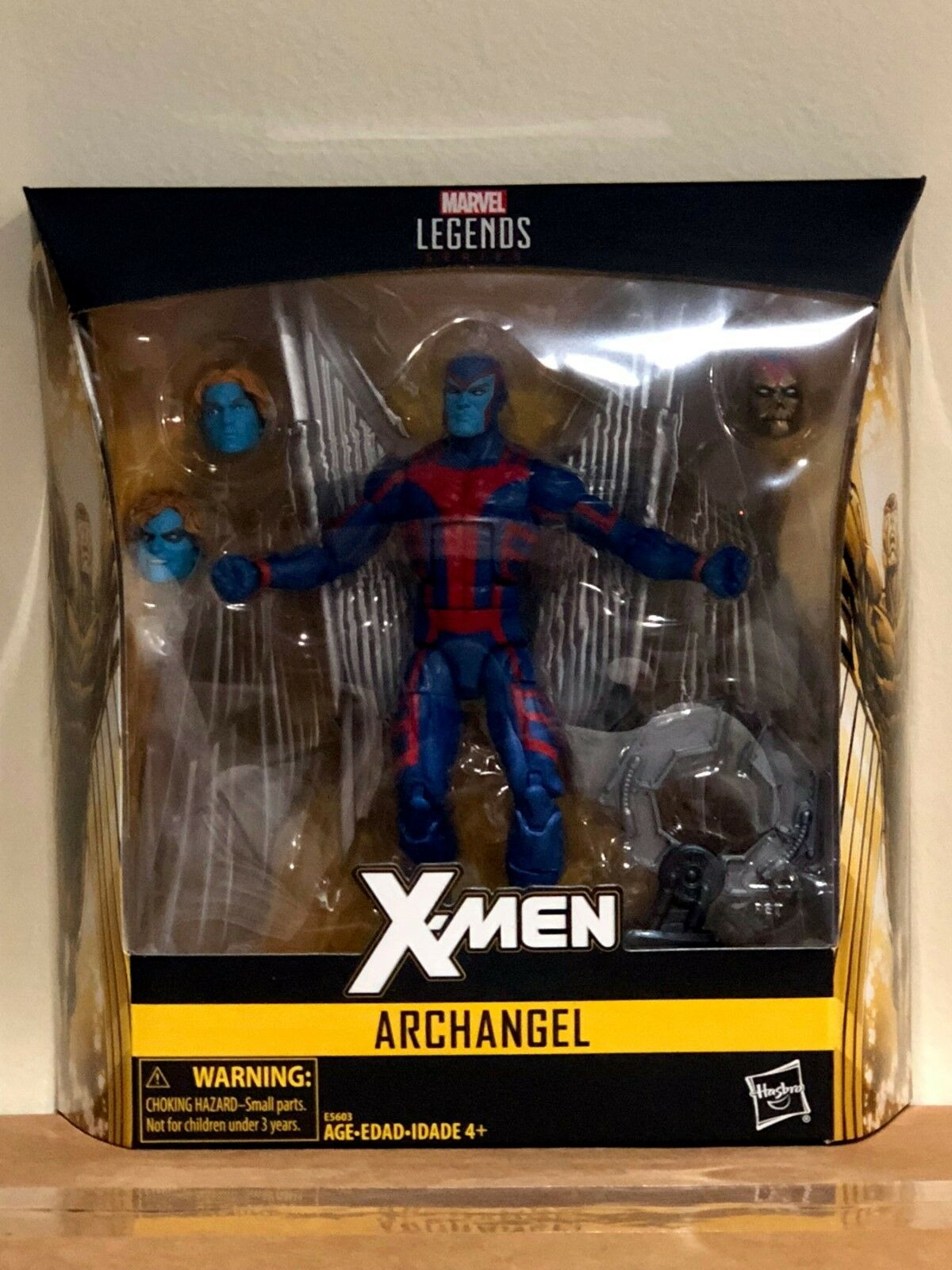 Hasbro 6 Inch Marvel Legends X-Men ARCHANGEL ARCHANGEL ARCHANGEL Action Figure 190bf0
