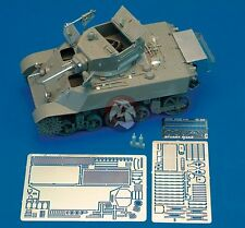 Royal Model 1/35 M3A3 Stuart Tank Update Set WWII (for AFV Club) [Resin+PE] 342