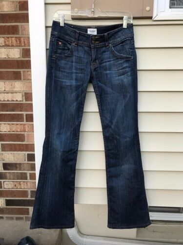 Hudson Stretch Cut Women Size Signature 26 Boot Style W170dha Jeans rrwpqfv