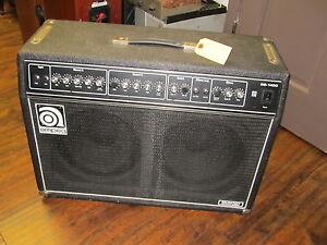 vintage ampeg ss 140c combo guitar amplifier ebay. Black Bedroom Furniture Sets. Home Design Ideas