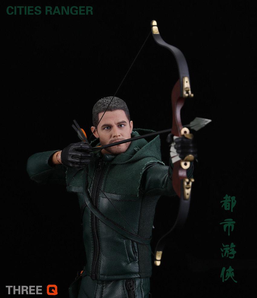 Cities Ranger Green Arrow DC Hero Drama Series 1 6 Scale Full Set Figure Collect