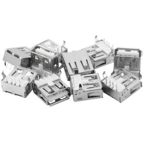 10pcs-USB-Type-A-Female-PCB-Mount-Socket-Plug-Connector-Right-Angle-4-Pin-N-K7P3