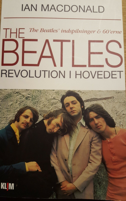 The Beatles, Ian MacDonald, 2 x Beatles bøger    Revolution…
