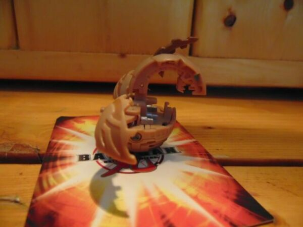 Bakugan Naga Tan Subterra B2 Series /& 2 cards