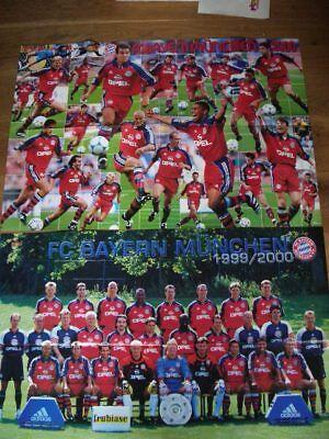 AK 4513 Ottmar Hitzfeld FC Bayern München 1999//2000