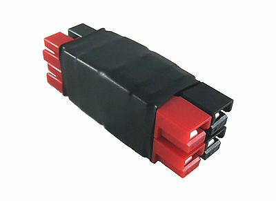 4-Way ANDERSON POWERPOLE 30Amp Sermos Distribution Splitter AC/DC Block C2