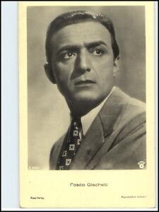 Portraet-Actor-Film-TV-Kino-Buehne-Ross-Verlag-Schauspieler-AK-Fosco-Giachetti