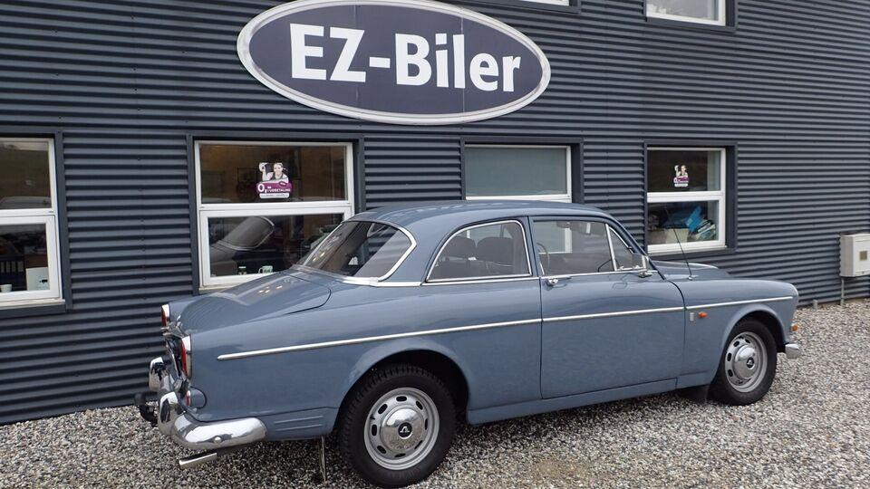Volvo Amazon 1,8 121 Benzin modelår 1962 km 55000 Blå