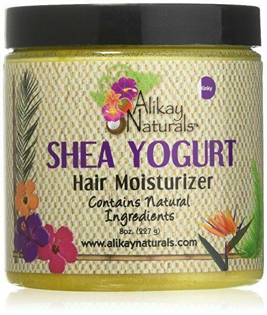 Alikay Naturals Shea Yogurt Hair Moisturizer 8oz For Sale Online Ebay