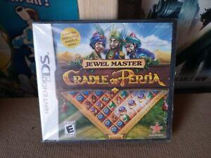 Brand-New Jewel Master: Cradle Of Persia - (Nintendo DS, 2012)
