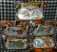 Gormiti - Mini Figures - Set Of 5 Packs - Asst. B