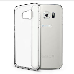 huge discount 12ada 31598 Details about Samsung Galaxy S7 EDGE Transparent Case Crystal Clear Soft  Thin Flexible TPU