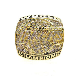 Hot Nba Championship Ring 2020 Los Angeles Lakers James Pre Sale See Description Ebay