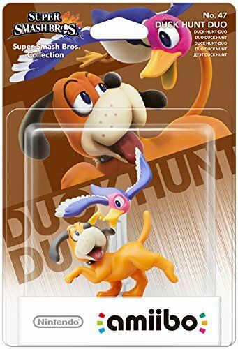 Duck Hunt No.47 amiibo (Nintendo Wii U/3DS) NEW