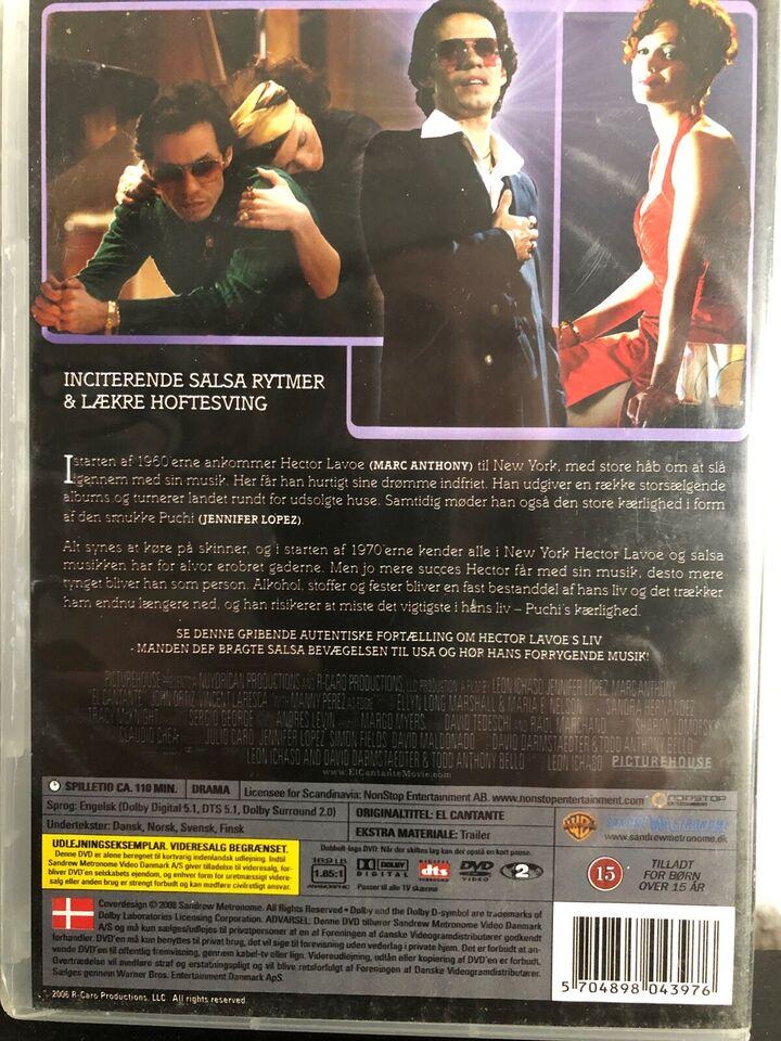 King of Salsa, DVD, drama