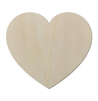 112x100 mm f/ür Wand /& T/ür Kleenes Traumhandel Sch/önes Herz aus Holz Typ2 Ideal als Deko zur Hochzeit Herzform