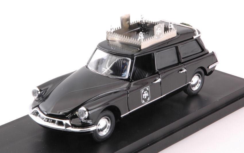 Citroen Ds 19 Funeral Car 1:43 Model RIO