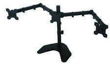 "Ergolynx Triple VESA Monitor Arm Stand Desk Mount LCD LED Display 3 24"" Screens"