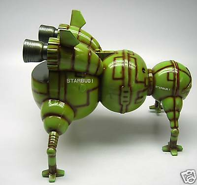 Approximately 11 inches Starbug Class Red Dwarf Model Kit 275 mm long