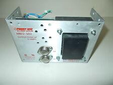 Power One Netzteil HN12-502,  12V DC AT, 5,1A, #K-1-8