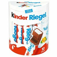 Made In Germany - Kinder Riegel Chocolates -210g - Shipping From Usa-
