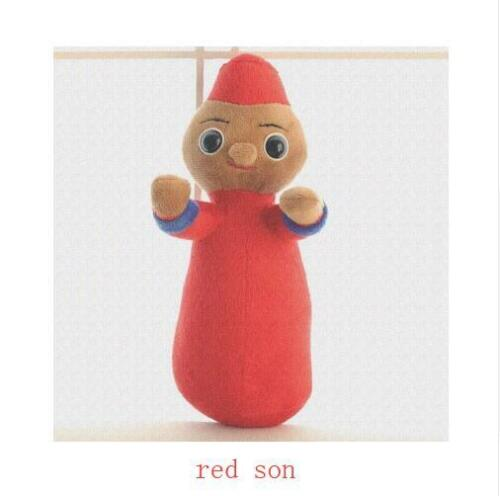 Plush toy In the night garden family Pontipines Wottingers Dad Mom Son daughter