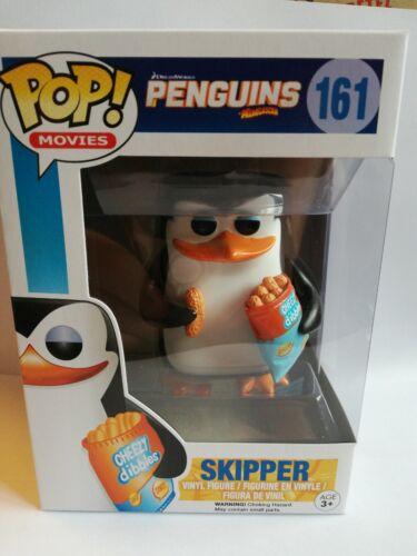 Film Pinguini di Madagascar Skipper Funko Pop