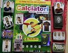 Album Calciatori 2016 2017 panini + SET COMPLETO 745 figurine e 4 bustine film