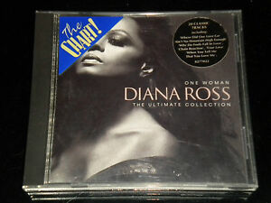 Diana-Ross-One-Woman-The-Ultimate-Collection-CD-Album-1993-20-Tracks