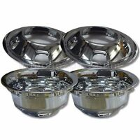 2003-2017 Dodge Ram Truck 3500 Wheel Liners Dually 17 Front/rear Hubcaps Set 4