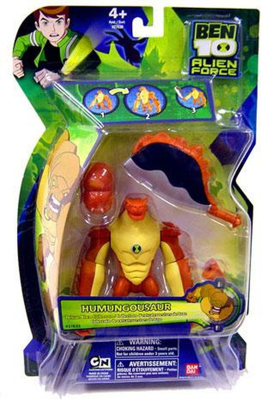 Ben 10 Alien Force Deluxe Alien Humungousaur (RARE)