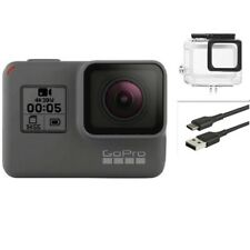 GoPro Hero5 HD Black Edition Action Camera 4K30 12MP 33FT Water Resistant*