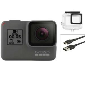 Refurbished-GoPro-Hero-5-Black-Waterproof-Action-4k-Ultra-HD-Kamera-Touchscreen