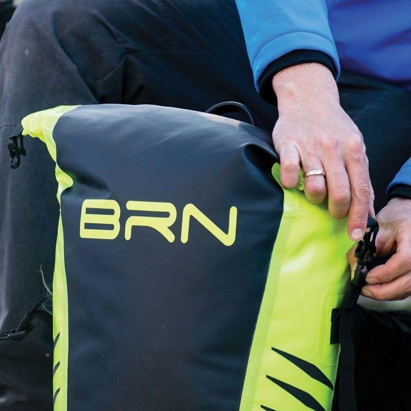 BRN Himalaya Gepäckträgertasche Fahrrad wasserfest robust 20 20 20 Liter neon-Orange 663f33