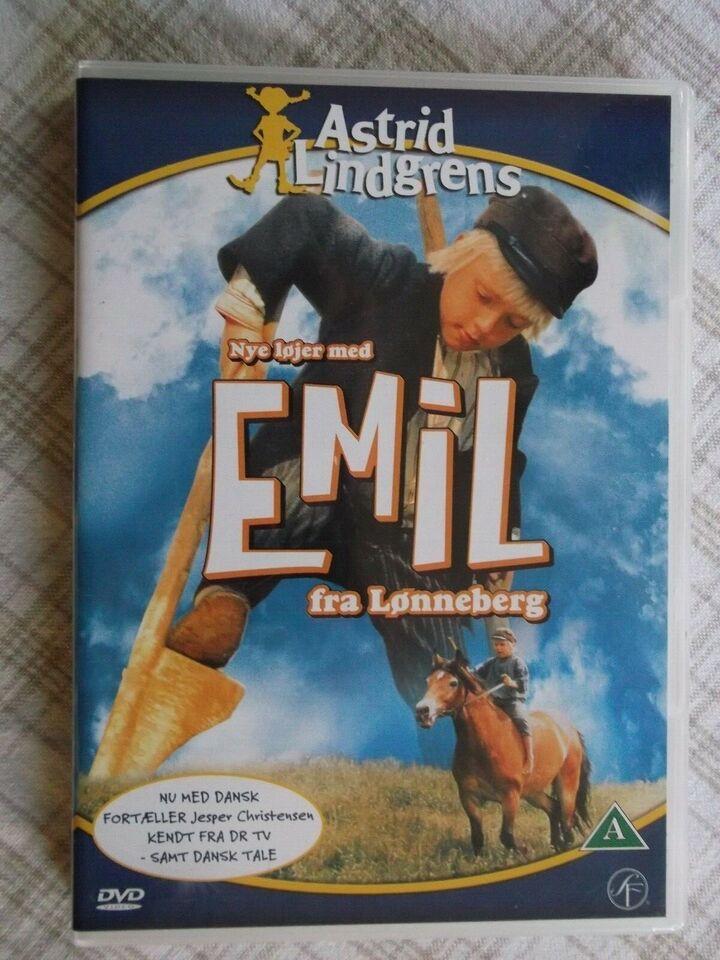 Nye Løjer Med Emil Fra Lønneberg, instruktør Astrid