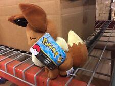 Pokémon Eevee Soft Plush. licensed REAL TOMY