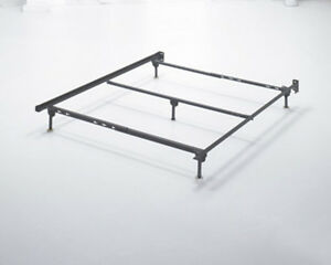 Ashley Furniture Queen Bolt on Bed Frame Frames & Rails Metallic B100-31 NEW