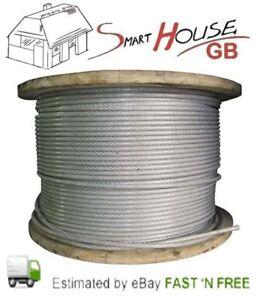 4-6mm-Galvanised-Steel-Clear-PVC-Plastic-Coated-Wire-Rope-Boat-Price-Per-Meter