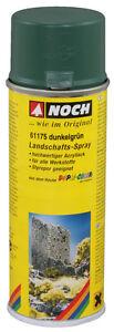 NOCH-61175-Acrylic-Spray-Matt-Dark-Green-200-ML-100ml-5-48-Euro-New